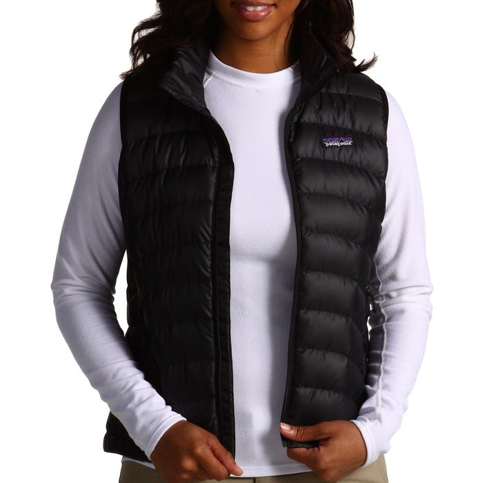 Rank & Style - Patagonia Down Sweater Vest #rankandstyle