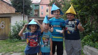 Ośrodek Nowy Świat w Legnicy: Gry podwórkowe z dawnych lat - warsztaty dla dzieci - 13.07.2013