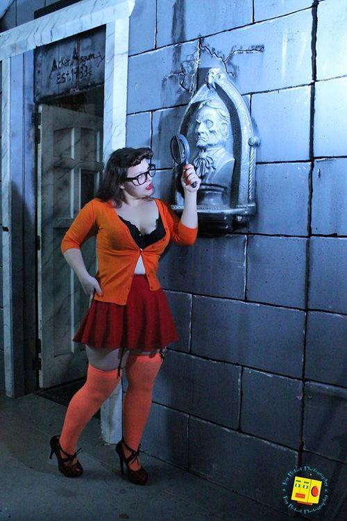 Velma Pinup Cosplay | Cosplay - Scooby Doo | Pinterest ...
