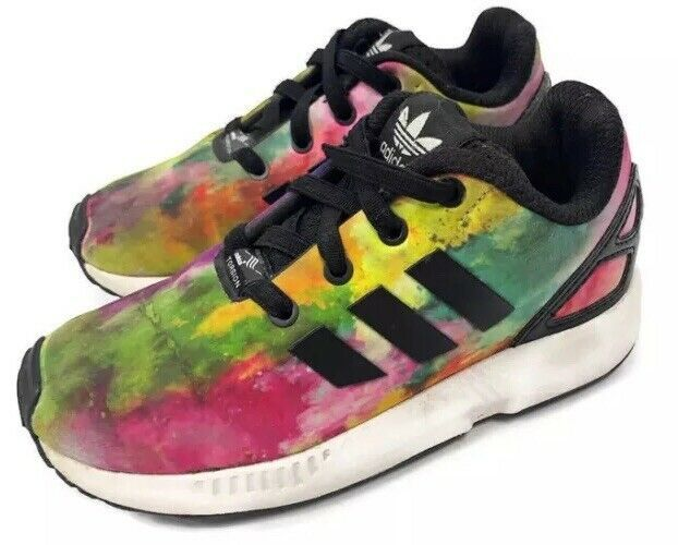 uk availability 0a67d f5dcb eBay Sponsored) Adidas Torsion ZX Flux Multicolor Youth ...