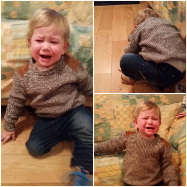 Toddler tantrums - keeping your cool