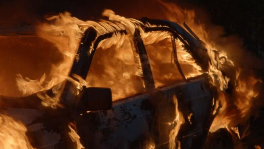 Contrary to popular belief, I remembered everything. I remembered the smoke, the burning metal, rubber, and flesh. I remember the screams for help and the orange flames consuming everything they touched.