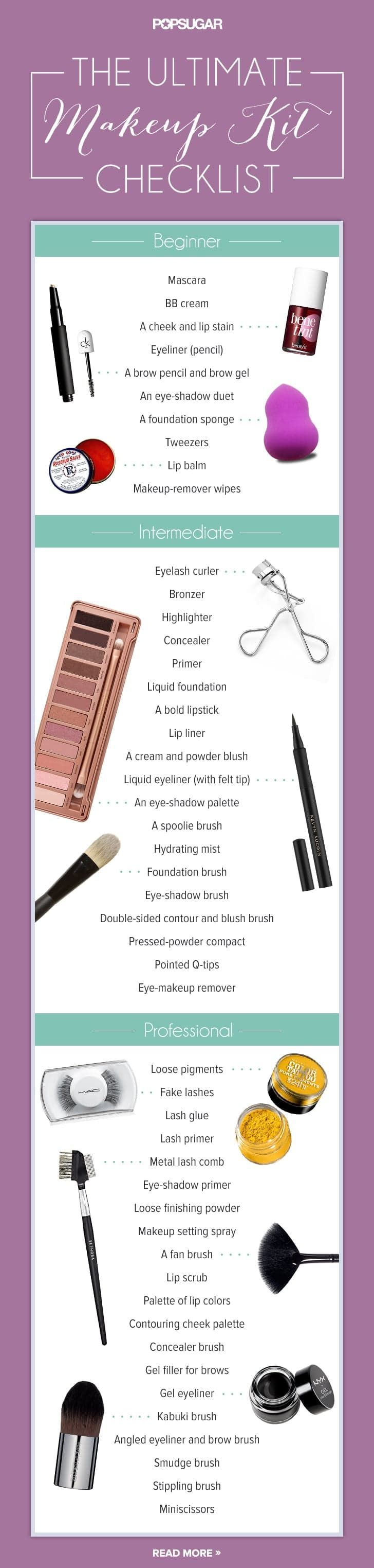 Pin for Later: The Makeup Items Every Woman Needs to Add to Her Kit