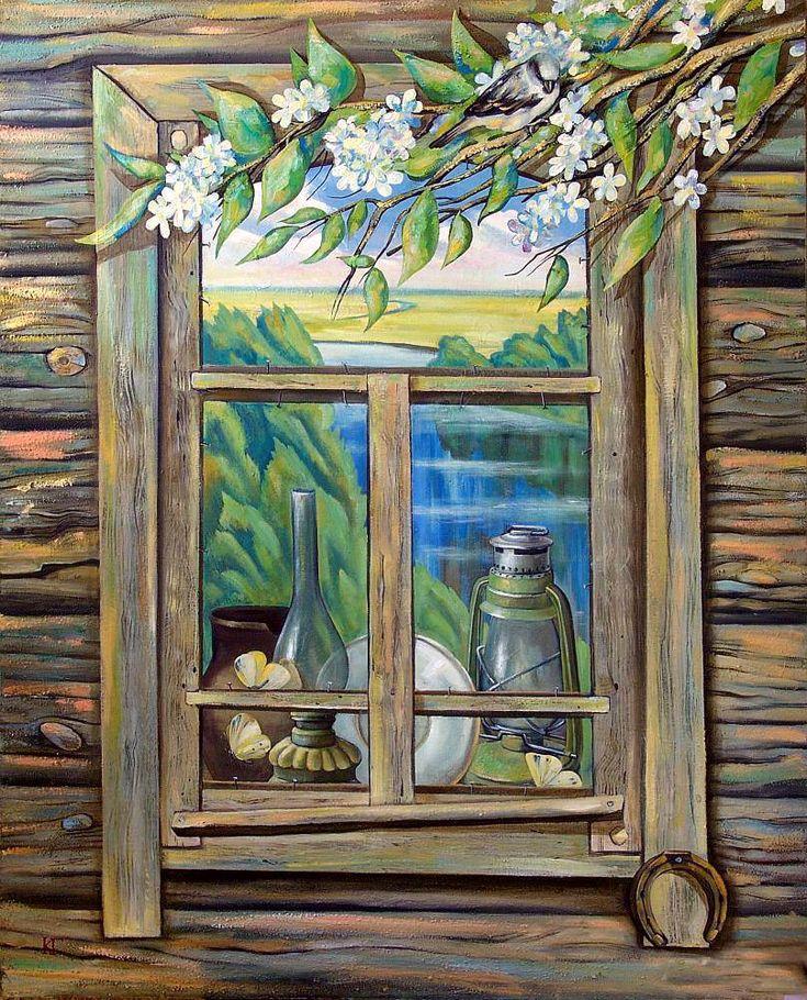 Ксенев Григорий. Отражение