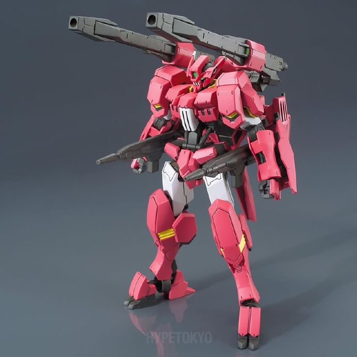 Mobile Suit Gundam Iron-Blooded Orphans High Grade 1/144 Plastic Model : Gundam Flauros [Ryusei-go]