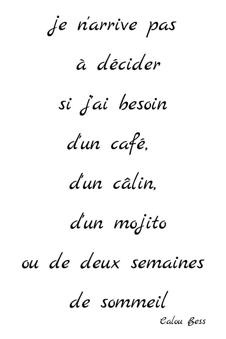 Le tout je pense un café, pris un matin durent les deux semaine au soleil avent de faire un câlin et de prendre un mojito à l'apéro