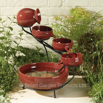 Red Eros Cascade by Smart Garden Products