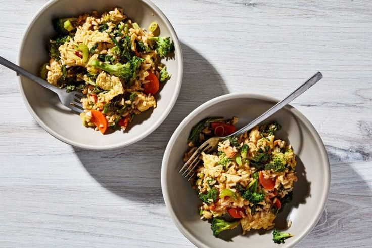 Frozen veggies bring flavor color and convenience to