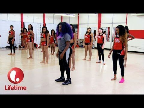 Bring It!: Stand Battle: Dancing Dolls vs. Champagne (S3, E9) | Lifetime - YouTube