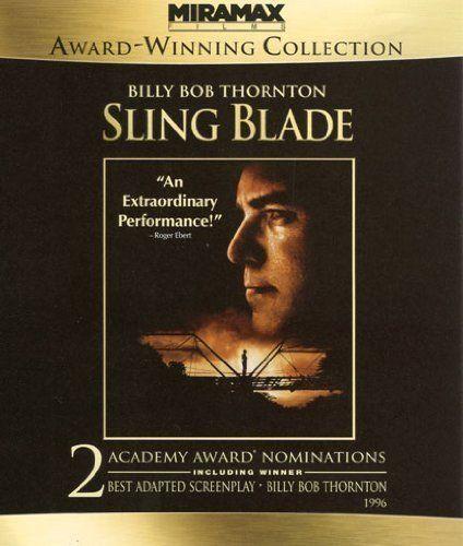 """Some folks call it a sling blade. I call it a Kaiser blade."""