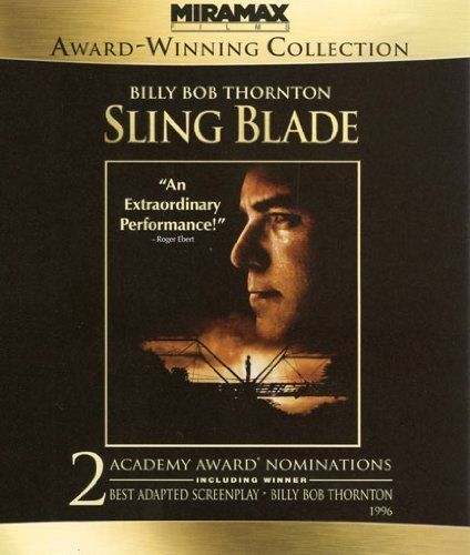 """Some folks call it a sling blade. I call it a Kaiser blade."""