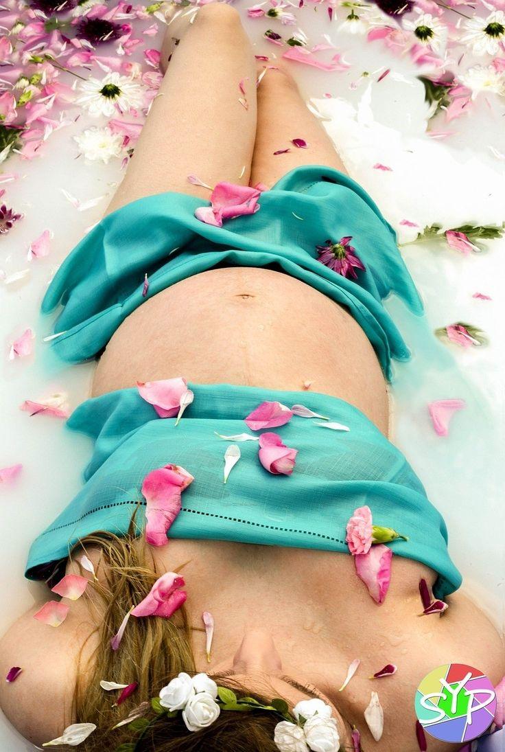Cum facem baie in timpul sarcinii?