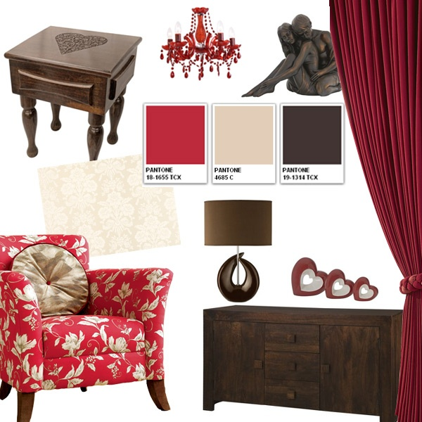 17 best ideas about brown master bedroom on pinterest Red and cream bedroom ideas