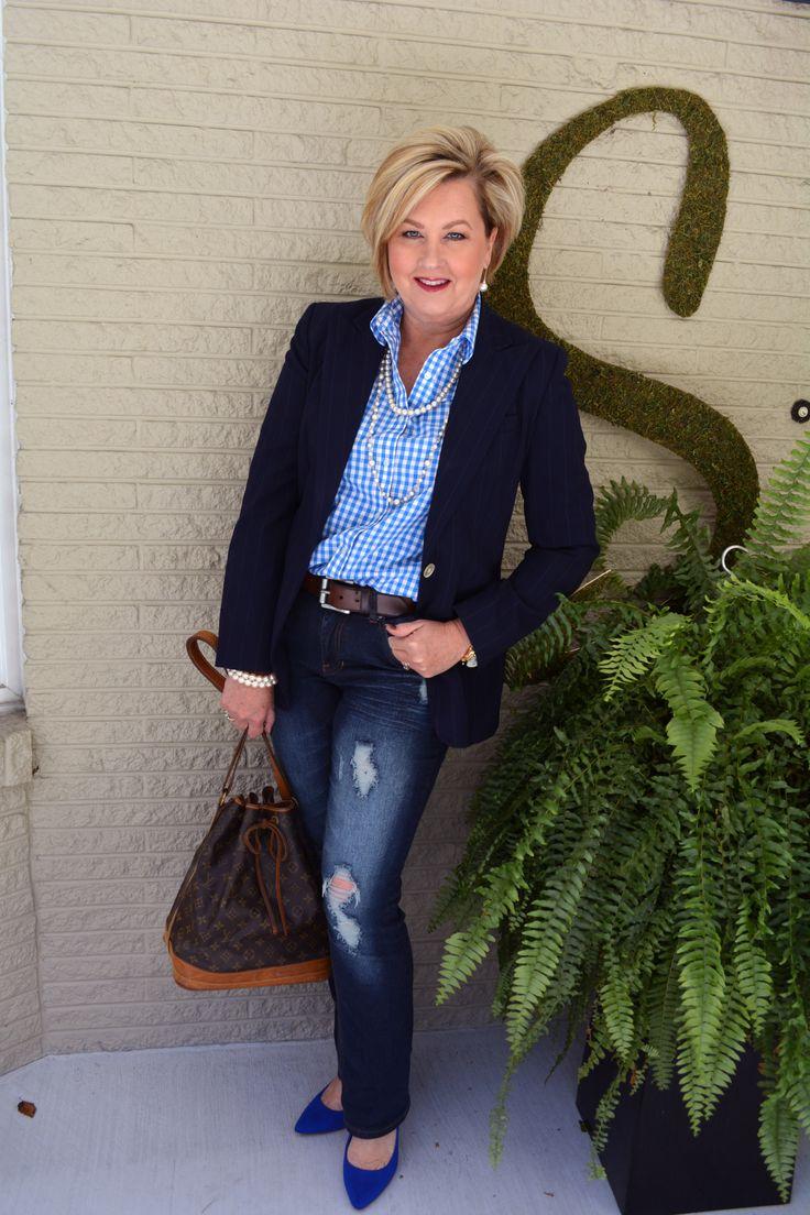 Jeans and Pearls | Fall Fashion | Fashion, Fall fashion ...