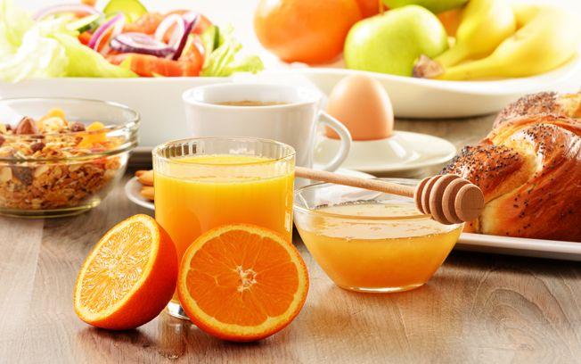 Café da manhã para se energizar antes do treino