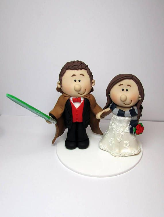 harry potter star wars wedding cake topper 78 best pesonalised mini wedding cake toppers images on 15100