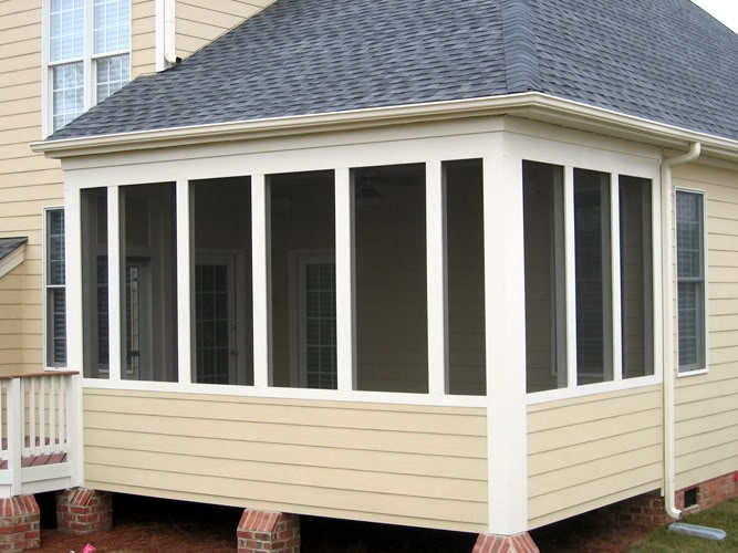 1000+ Images About Rear Porch On Pinterest