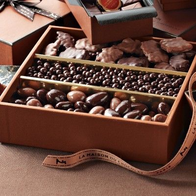 La Maison du Chocolat Coffret Craquants #WilliamsSonoma