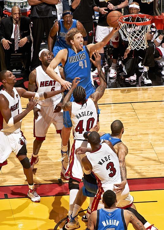 Image result for heat mavs game 2 2011