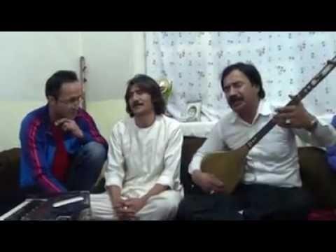 saeed anwar azad -dambora پیرو جم جم پشت زانوی یارجان