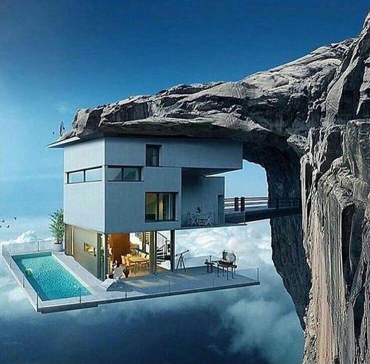 картинки невероятные дома последние