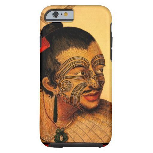 The Māori iPhone 6 Case