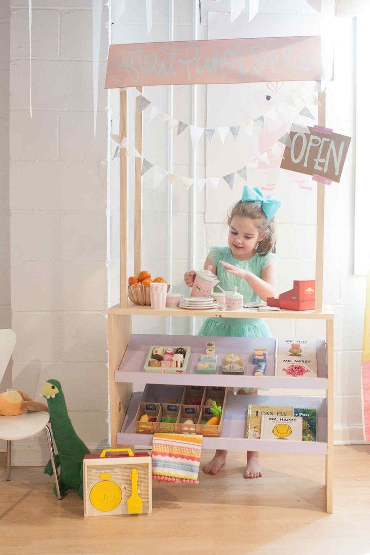 11 besten kaufladen selber bauen bilder auf pinterest spielzimmer ikea hacks und kinderkram. Black Bedroom Furniture Sets. Home Design Ideas