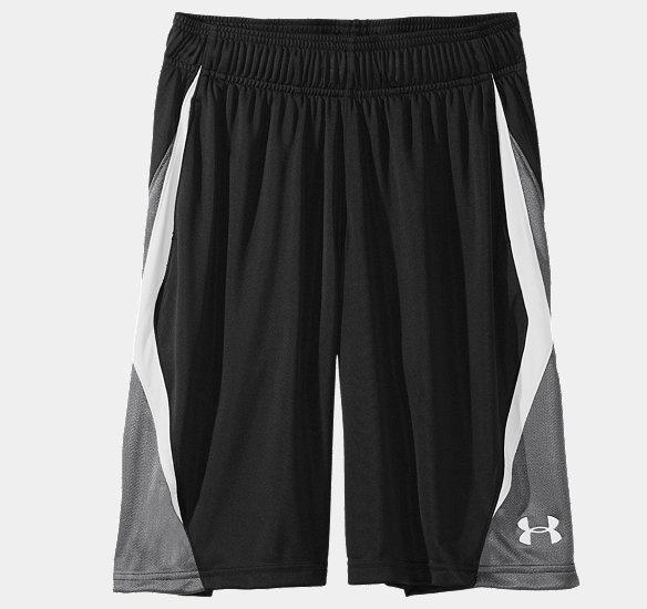 "Boys' UA Albesure 10"" Basketball Shorts   1237634   Under Armour US"