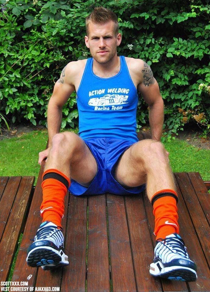 Gay Adidas Shorts 48