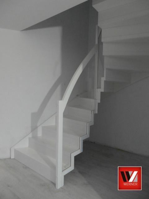 04 Schody dywanowe - Werner Schody - schody, schody drewniane, CNC