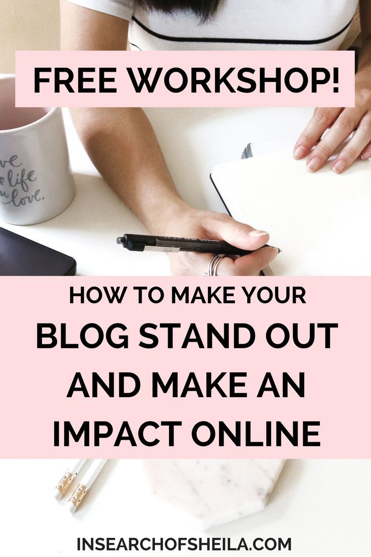 Are you a beginner blogger struggling to grow your audience? Do you want to learn how to stand out online and get your blog noticed? Watch this free workshop to learn the best authentic strategies to stand out online and get your blogging voice heard! You