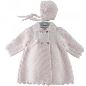 Abrigo de bebe links de picos 39650 | Pangasa Baby