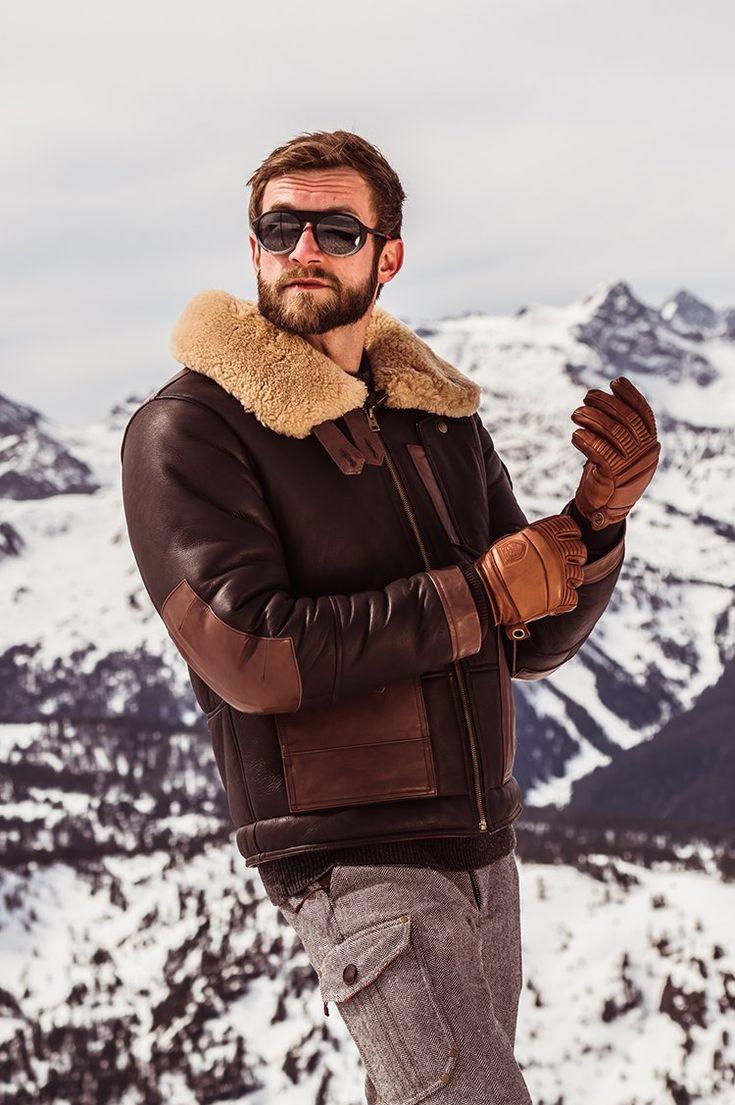 Patrol Bomber Ski wear, High collar, Sports jacket