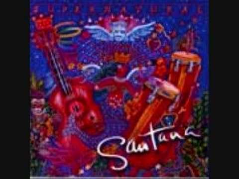 Smooth- Santana Music Track featuring Rob Thomas