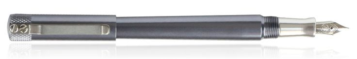 Karas Kustoms Fountain K Fountain Pens in grey