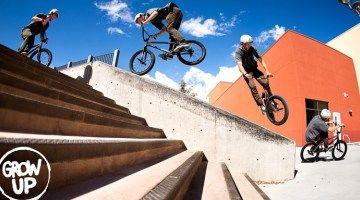 "Sunday Bikes - Mark Burnett ""Grow Up"" DVD Section  View here: http://bmxunion.com/daily/sunday-bikes-mark-burnett-grow-up-section/  #BMX #bike #bicycle #style #design #sunday #growup"