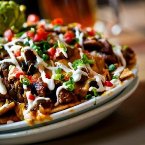 Epic Nacho Plates In Every State