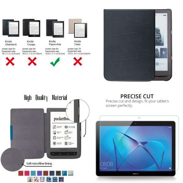 """Tablet Tempered Glass Screen Protector Film Cover For Lenovo Tab 4 8/"""""""