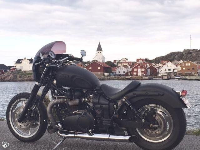 Triumph Speedmaster ombyggd | Göteborg