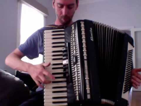 """Hey, this is just a quick video for any potential buyers of this accordion. Listing No. 251184308763 on ebay. """"41 key Baile Piano Accordion""""…"""