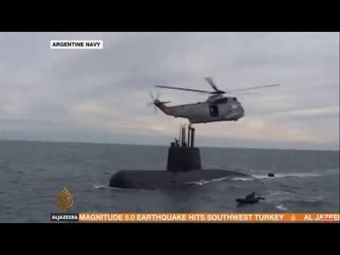 Missing Submarine latest update news.  Today news update ............
