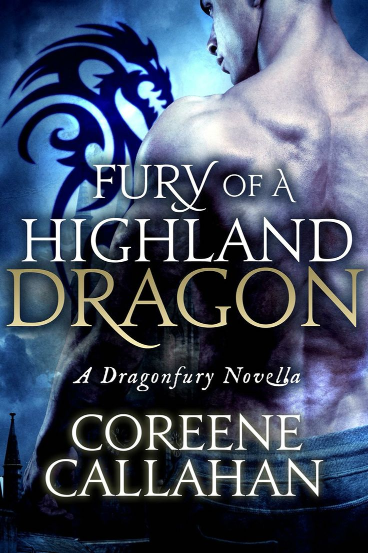 New Release #news! Fury Of A Highland Dragon Is Available Now! Grab Your