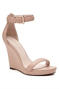 Tarny Ankle Wedge