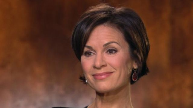 I love Elizabeth Vargas' hair - thinking about going short again.........