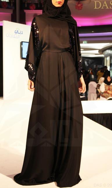 DAS Collection. #Hijab Abaya