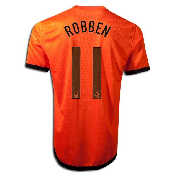 S0CCER - Capatain Arjen Robben Holland DE