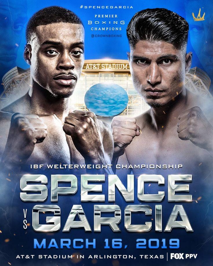 Welterweight Worldchampion Errol Spence Jr. defends
