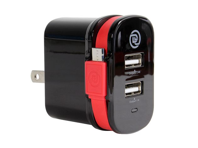 chargeit usb wall charger micro usb cable wall on usb wall charger id=94890