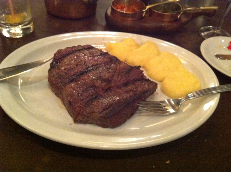 Tropical's Kobe Rib Eye Steak @ Cabaña Las Lilas, Buenos Aires - ARG