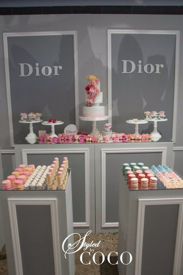 40 best Miss Dior First Birthday images on Pinterest 1st birthday
